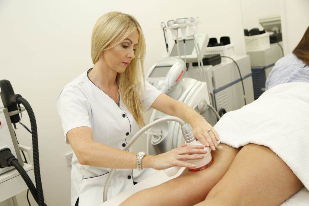 Radio Frequency Cellulite Reduction Treatment